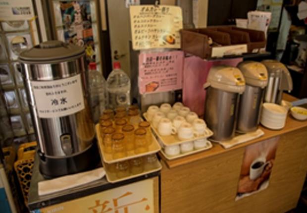 ステーキレストラン 四季彩の店内イメージ