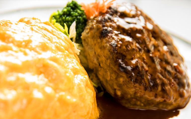 米沢牛 ハンバーグ